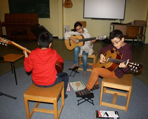 Gitarrenkurs