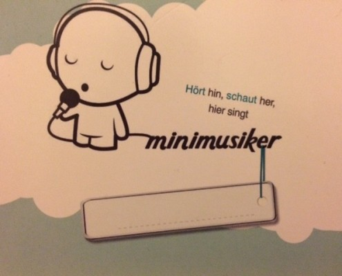 minimusiker CD